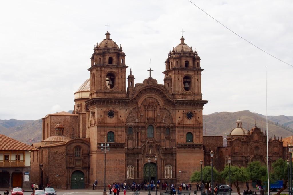 Cusco Kirche